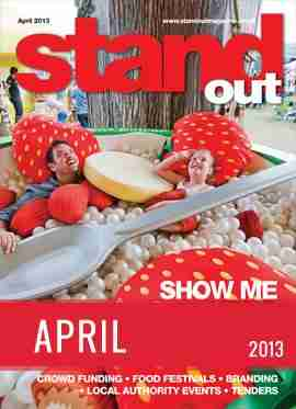 Stand Out April 2013