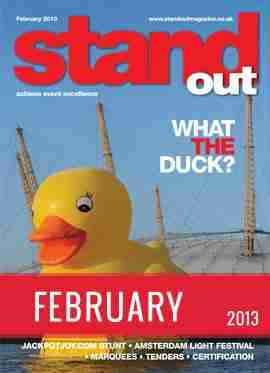 Stand Out February 2013