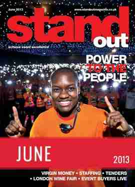 Stand Out June 2013