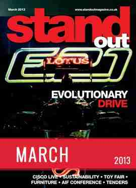 Stand Out March 2013