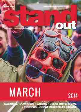 Stand Out March 2014