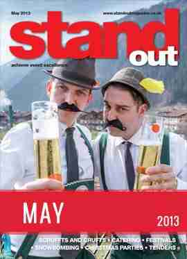 Stand Out May 2013
