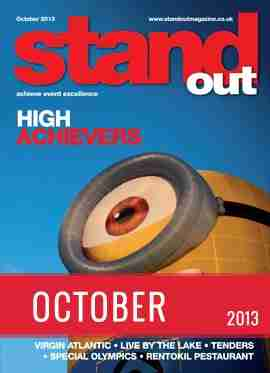 Stand Out October 2013