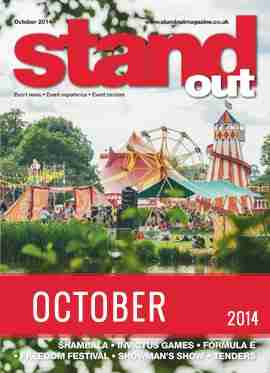 Stand Out October 2014