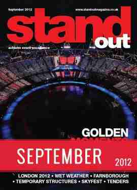 Stand Out September 2012