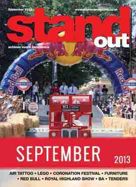 Stand Out September 2013