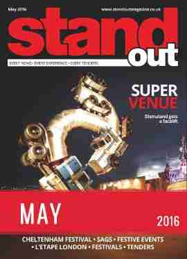 Stand Out April 2016