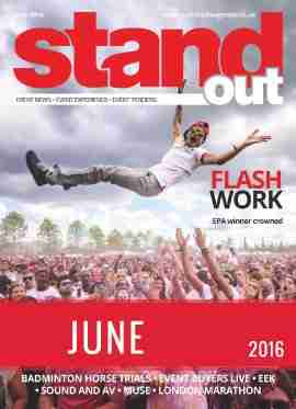 Stand Out June 2016
