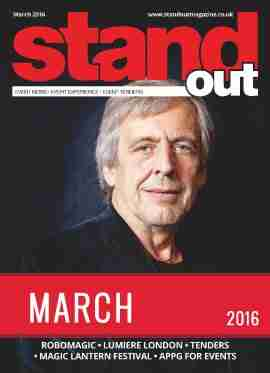Stand Out March 2016
