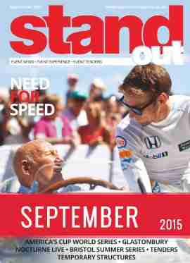 Stand Out September 2015