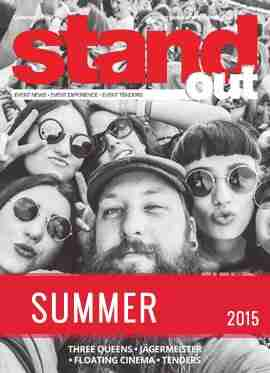 Stand Out Summer 2015