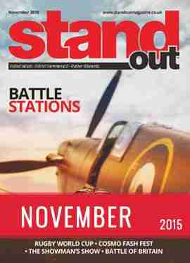 Stand Out Nov 2015