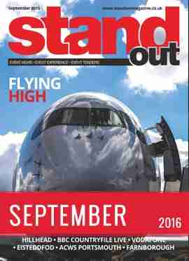 Stand Out September 2016