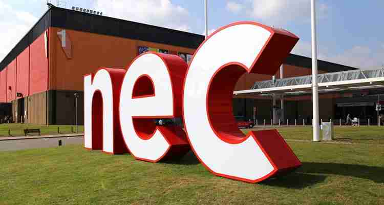 Exhibition Stand Tenders 2016 : Nec to host atm exhibition stand out magazine