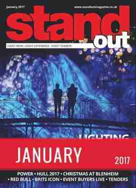 Stand Out January 2017