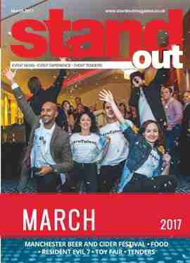 Stand Out March 2017