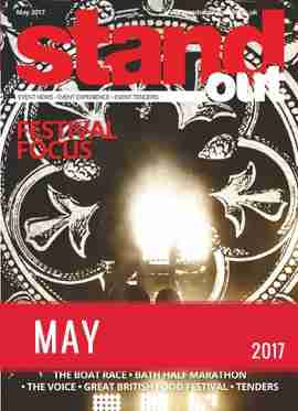 Stand Out May 2017
