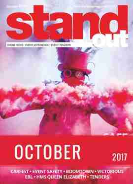 Stand Out October 2017