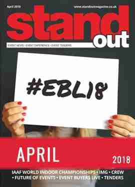 Stand Out April 2018