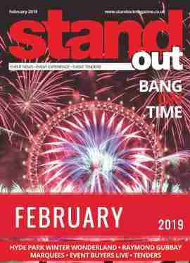 Stand Out February 2019