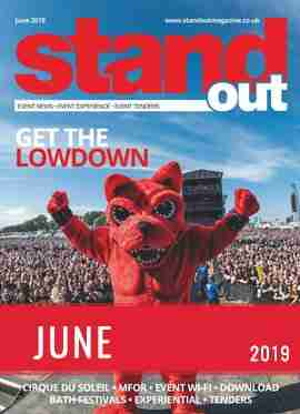 Stand Out June 2019