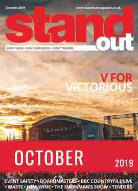 Stand Out October 2019