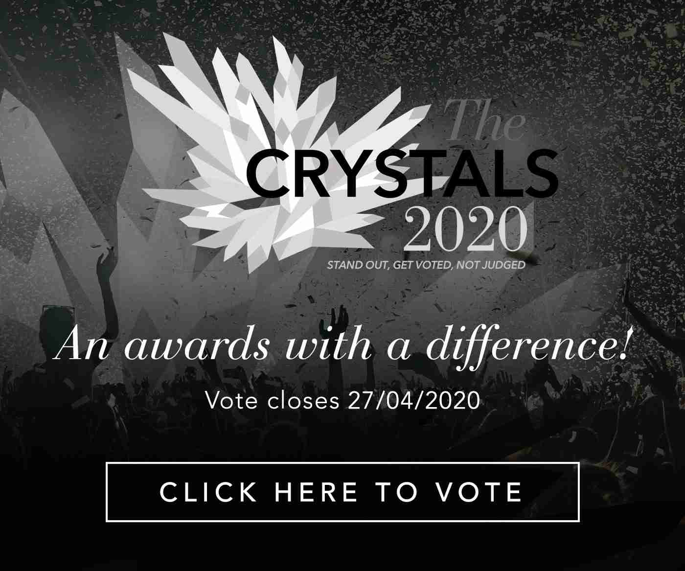 Crystal 2020 Awards