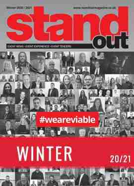 Stand Out Winter Issue