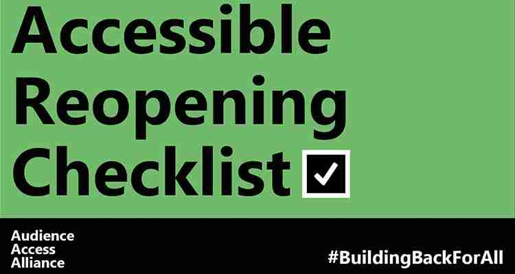 Accessible Reopening Checklist
