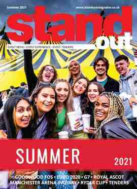 Stand Out Summer 2021