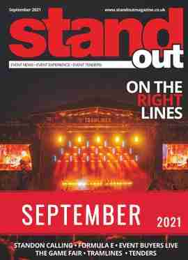 Stand Out September 2021